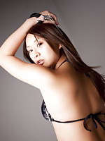 Natsumi Kamata Asian loves taking clothes off to expose curves